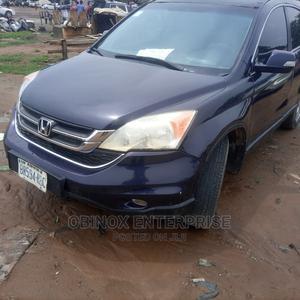 Honda CR-V 2008 2.4 EX Automatic Blue | Cars for sale in Abuja (FCT) State, Gudu