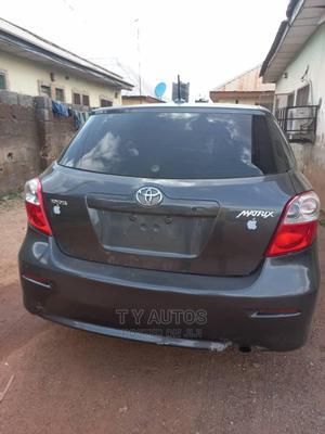 Toyota Matrix 2010 Gray | Cars for sale in Abuja (FCT) State, Galadimawa
