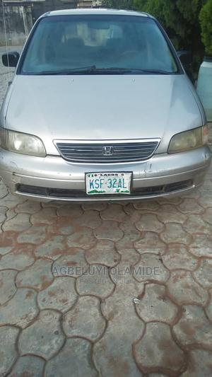Honda Odyssey 1997 Silver | Cars for sale in Lagos State, Alimosho