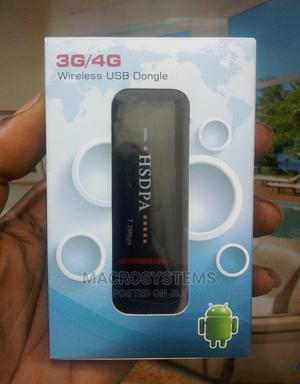 Hsdpa 3.75/4g USB Internet Wireless Modem | Networking Products for sale in Lagos State, Ikeja