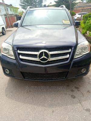 Mercedes-Benz GLK-Class 2012 350 Blue | Cars for sale in Lagos State, Ikeja