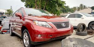Lexus RX 2012 350 FWD Red | Cars for sale in Lagos State, Apapa