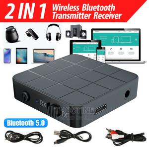 Wireless Bluetooth Transmitter Receiver   Accessories & Supplies for Electronics for sale in Lagos State, Ikeja