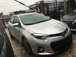 Toyota Corolla 2015 Silver   Cars for sale in Lagos State, Surulere