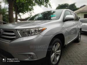 Toyota Highlander 2013 Limited 3.5L 2WD Silver   Cars for sale in Lagos State, Surulere