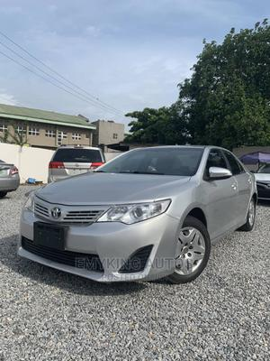 Toyota Camry 2015 Silver | Cars for sale in Lagos State, Ogudu