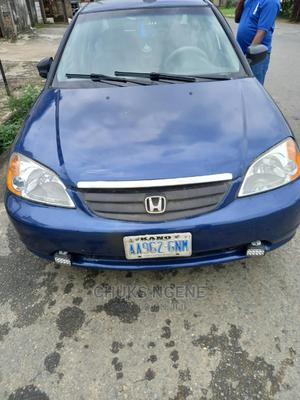 Honda Civic 2002 Blue | Cars for sale in Akwa Ibom State, Uyo
