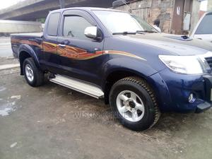 Toyota Hilux 2008 Blue   Cars for sale in Lagos State, Apapa