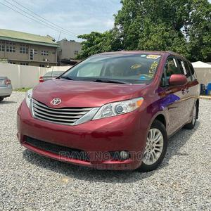 Toyota Sienna 2013 XLE AWD 7-Passenger Red | Cars for sale in Lagos State, Ogudu