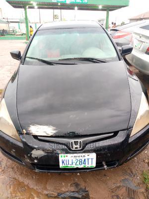 Honda Accord 2004 Black | Cars for sale in Oyo State, Ibadan