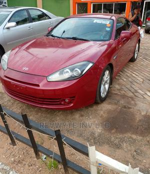 Hyundai Tiburon 2007 Red | Cars for sale in Delta State, Oshimili South