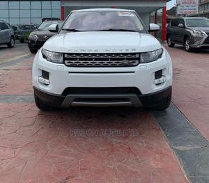 Land Rover Range Rover Evoque 2014 White | Cars for sale in Lagos State, Victoria Island