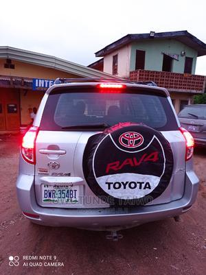 Toyota RAV4 2008 Silver | Cars for sale in Osun State, Osogbo