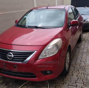 Nissan Almera 2013 Red   Cars for sale in Lagos State, Ikeja