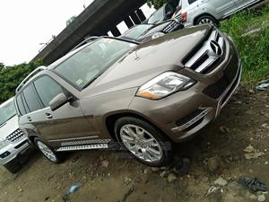 Mercedes-Benz GLK-Class 2014 350 4MATIC Brown | Cars for sale in Lagos State, Apapa
