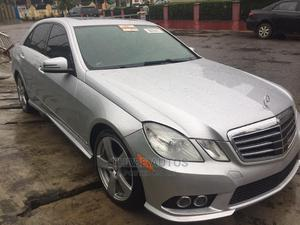 Mercedes-Benz E350 2010 Silver   Cars for sale in Lagos State, Ikeja