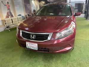 Honda Accord 2009 LX 2.4 Automatic Red | Cars for sale in Abuja (FCT) State, Central Business District