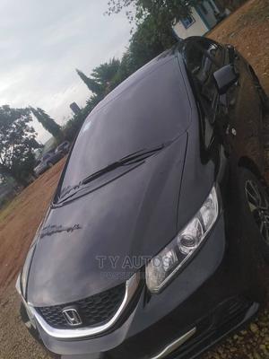 Honda Civic 2014 Black | Cars for sale in Abuja (FCT) State, Gwarinpa