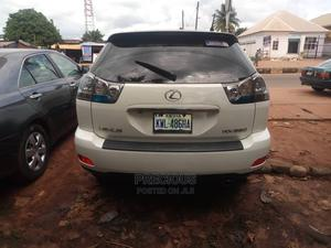 Lexus RX 2004 300 4WD White | Cars for sale in Delta State, Ika South