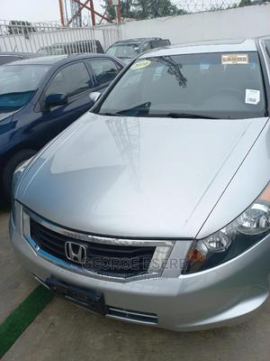 Honda Accord 2010 Silver | Cars for sale in Lagos State, Ilupeju