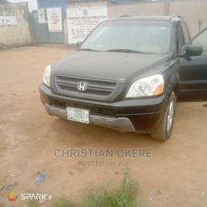 Honda Pilot 2004 Black | Cars for sale in Lagos State, Alimosho