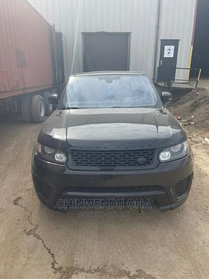 Land Rover Range Rover Evoque 2017 Black | Cars for sale in Lagos State, Ikeja