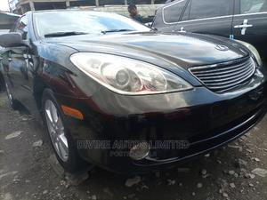 Lexus ES 2006 350 Black | Cars for sale in Lagos State, Apapa