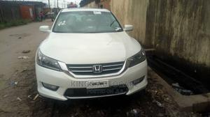 Honda Accord 2013 White | Cars for sale in Lagos State, Amuwo-Odofin