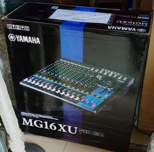 Yamaha Mixer MG 16xu | Audio & Music Equipment for sale in Lagos State, Ikeja