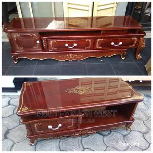 Set of TV Stand and Center Table With   Furniture for sale in Lagos State, Amuwo-Odofin