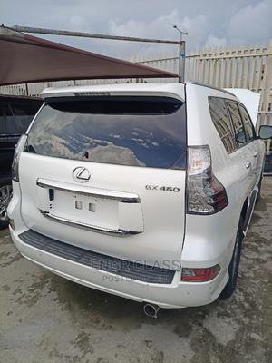 Lexus GX 2015 460 Luxury White | Cars for sale in Lagos State, Amuwo-Odofin