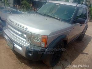 Land Rover LR3 2005 SE Gray   Cars for sale in Rivers State, Port-Harcourt
