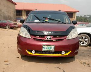 Toyota Sienna 2008 LE Red | Cars for sale in Lagos State, Amuwo-Odofin