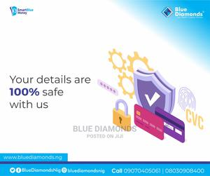 Blue Diamonds Safe Investment | Tax & Financial Services for sale in Abuja (FCT) State, Gwarinpa