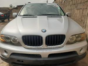 BMW X6 2006 Silver | Cars for sale in Lagos State, Surulere