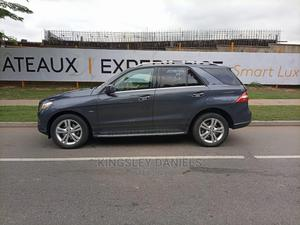 Mercedes-Benz M Class 2012 ML 350 4Matic Gray | Cars for sale in Abuja (FCT) State, Wuse