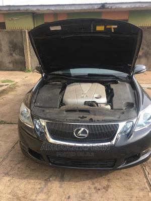 Lexus GS 2010 350 Black | Cars for sale in Lagos State, Surulere