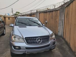 Mercedes-Benz M Class 2006 Blue   Cars for sale in Lagos State, Amuwo-Odofin