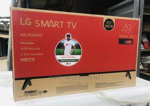 LG Smart 49inches Tv | TV & DVD Equipment for sale in Lagos State, Ajah