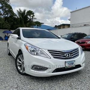 Hyundai Azera 2013 3.3L White | Cars for sale in Lagos State, Ogudu