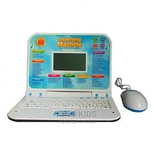 Universal Intelligent Learning Laptop for Kids - Blue | Toys for sale in Lagos State, Lagos Island (Eko)