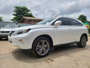 Lexus RX 2014 350 AWD White   Cars for sale in Lagos State, Alimosho