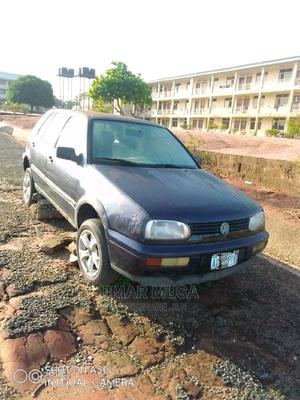 Volkswagen Golf 2000 Blue | Cars for sale in Abia State, Umuahia