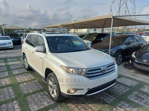 Toyota Highlander 2013 Limited 3.5L 2WD White   Cars for sale in Lagos State, Lekki