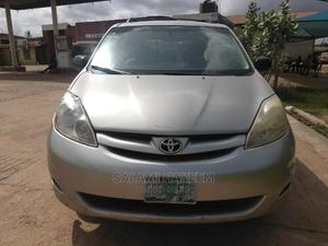 Toyota Sienna 2007 XLE Limited Silver   Cars for sale in Ogun State, Abeokuta South