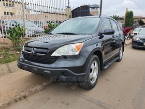 Honda CR-V 2008 2.4 LX Automatic Black | Cars for sale in Lagos State, Ikeja