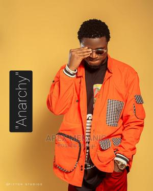 Anarchy Jacket (Titanium Imperious) | Clothing for sale in Imo State, Owerri
