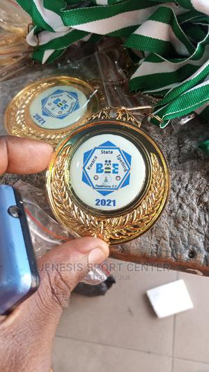 Medals With Printing 00 | Sports Equipment for sale in Lagos State, Ikeja