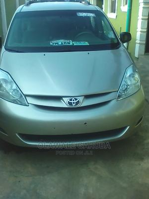 Toyota Sienna 2008 LE AWD Gold   Cars for sale in Lagos State, Ikorodu