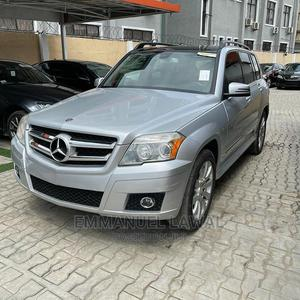 Mercedes-Benz GLK-Class 2011 350 4MATIC Silver   Cars for sale in Lagos State, Ikeja